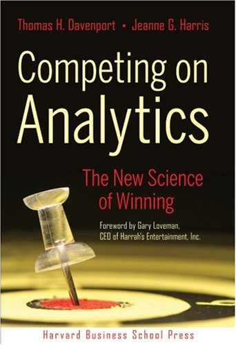 competing on analytics agents evolution and